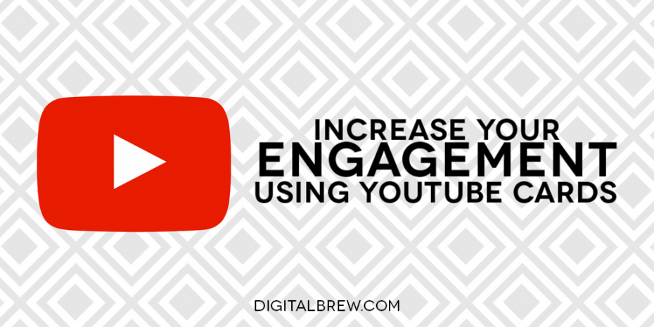 Increase YouTube engagement with YouTube cards