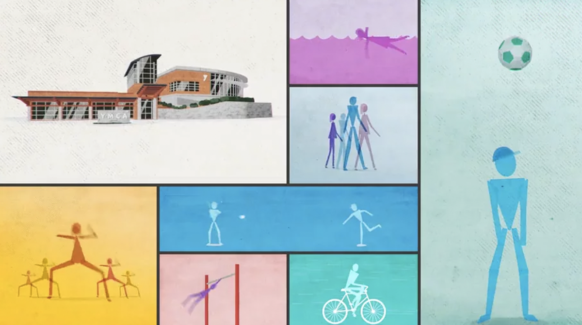 Metro Atlanta YMCA animated explainer video
