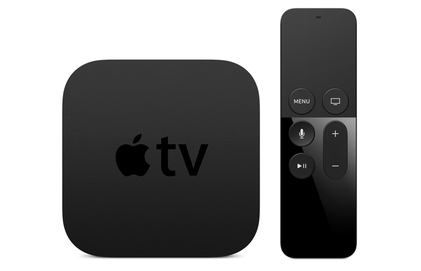 apple tv and controller
