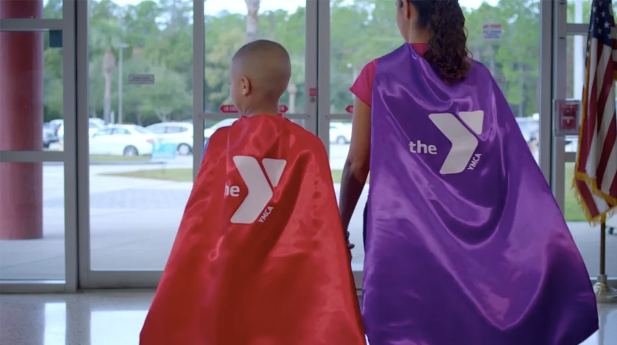 YMCA Be Your Own Superhero