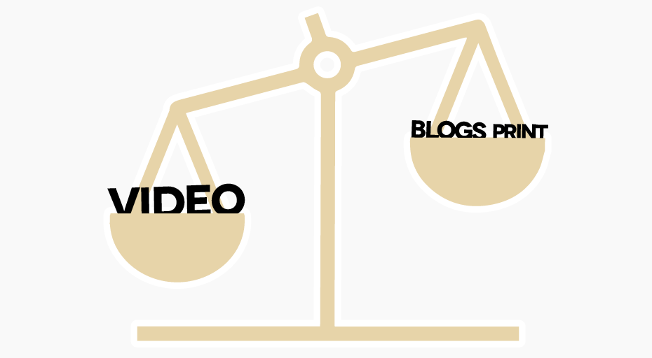 Video Content Marketing Is On The Rise