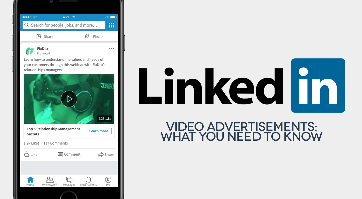 LinkedIn video ads - 2018 Update and what you need to know